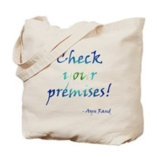 Cute Ayn rand Tote Bag