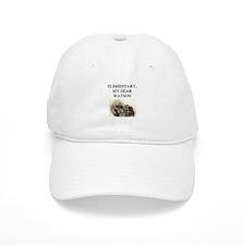 sherlok holmes gifts t-shirts Baseball Cap