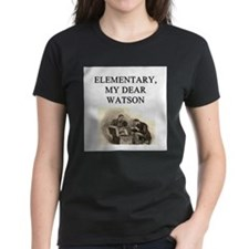 sherlok holmes gifts t-shirts Tee