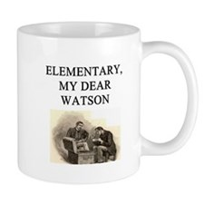 sherlok holmes gifts t-shirts Mug