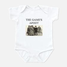 sherlok holmes gifts t-shirts Infant Bodysuit