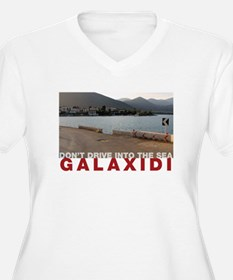dont drive into the sea, Gala T-Shirt