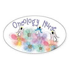 Oncology Nurse Decal