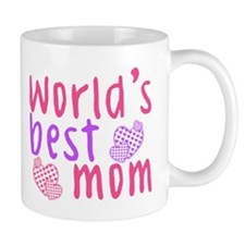 World's Best Mom Small Mugs III Small Mug