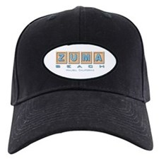 Zuma Beach Ca Baseball Hat