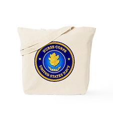 Navy Nurse Corps Tote Bag