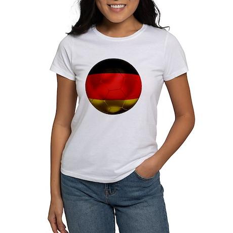 Germany Football Women's T-Shirt