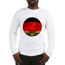 Germany Football Long Sleeve T-Shirt
