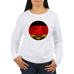 Germany Football Women's Long Sleeve T-Shirt