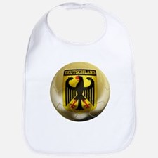 Deutschland Football Bib