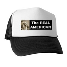 The REAL American Trucker Hat