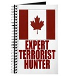 CANADA-EXPERT TERRORIST HUNTER Journal