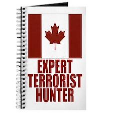 CANADA-EXPERT TERRORIST HUNTER Journal