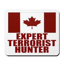 CANADA-EXPERT TERRORIST HUNTER Mousepad