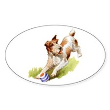 Wire Fox Terrier Decal