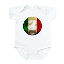 Italy Football Infant Bodysuit