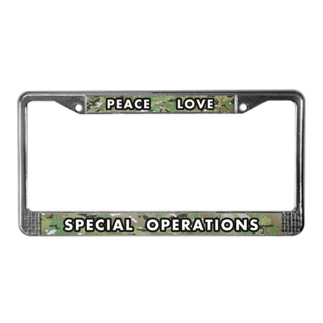 Peace, Love... Special Operations! In Multicam!