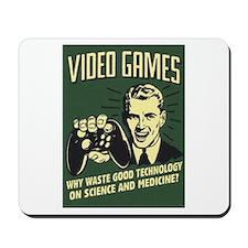Videogames Mousepad