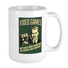 Videogames Mug
