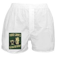 Videogames Boxer Shorts