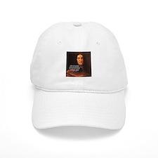 Gottfried Leibniz Metaphysics Baseball Cap