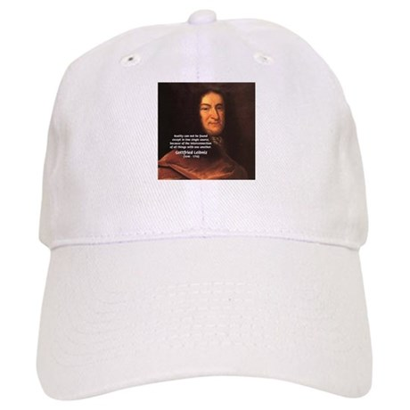 Gottfried Leibniz Metaphysics Cap