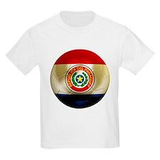 Paraguay Football T-Shirt