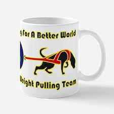 Dog Weight Pulling Mug