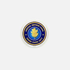 Navy Medical Services Mini Button