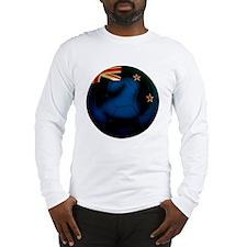 New Zealand Football Long Sleeve T-Shirt