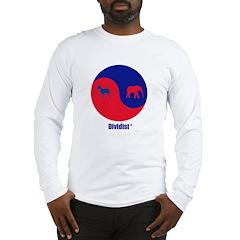 Dividist Long Sleeve T-Shirt
