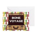 Bone Voyage Greeting Card