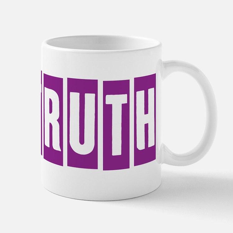 CRAZYFISH truth Mug