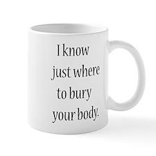 Bury Body Mug