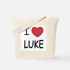I heart Luke Tote Bag