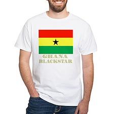 Ghana Flag Shirt