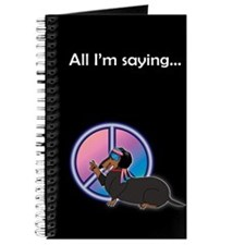 Funny Hippy Journal