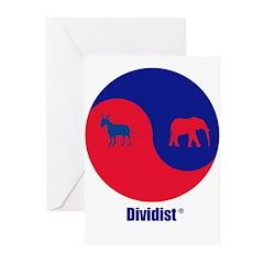 Dividist Greeting Cards (Pk of 20)