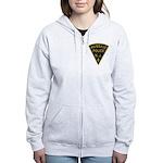 Passaic Police Women's Zip Hoodie