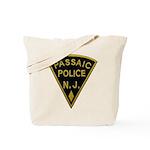 Passaic Police Tote Bag