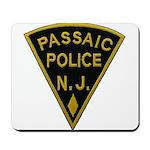 Passaic Police Mousepad