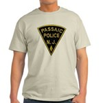 Passaic Police Light T-Shirt