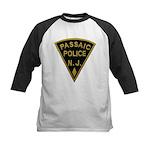 Passaic Police Kids Baseball Jersey