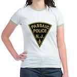 Passaic Police Jr. Ringer T-Shirt