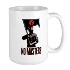 No Masters Mug