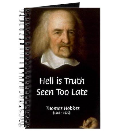 Thomas Hobbes Truth Journal