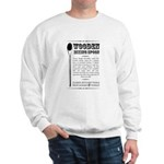 Wooden Mixing Spoon Sweatshirt