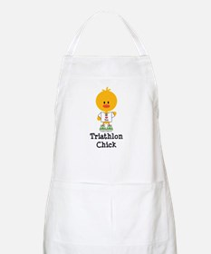 Triathlon Chick Apron