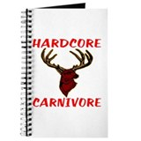 Hunting carnivore Journals & Spiral Notebooks