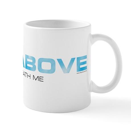Fly Above Mug